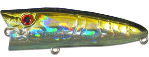 Воблер Zipbaits ZBL System minnow popper tiny вес 3,7г цвет 510R
