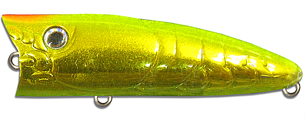 Воблер Zipbaits ZBL System minnow popper tiny вес 3,7г цвет 713R