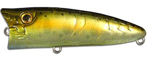 Воблер Zipbaits ZBL System minnow popper tiny вес 3,7г цвет 851R