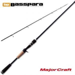 Удилище кастинговое Major Craft BassPara BPC-632ML