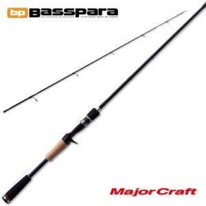 Удилище кастинговое Major Craft BassPara BPC-702H