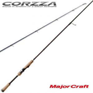 Спиннинг Major Craft Corzza CZS-642UL