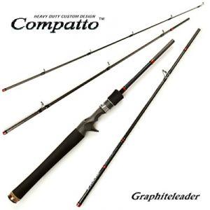 Спиннинг Graphiteleader Finezza Compato GOFCMS-765L