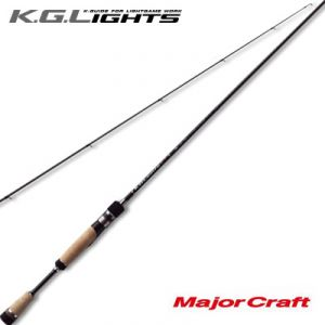 Спиннинг Major Craft K.G.Lights KGL-S7102H/AJI