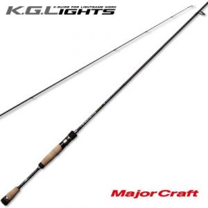 Спиннинг Major Craft K.G.Lights KGL-T762AJI
