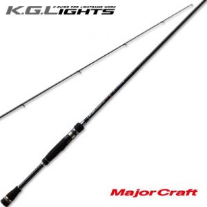 Спиннинг Major Craft K.G.Lights KGL-762ML/B