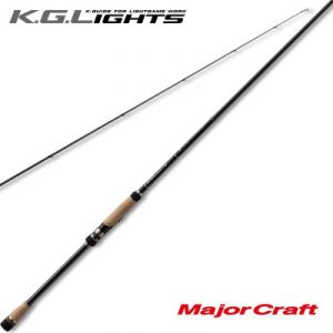 Спиннинг Major Craft K.G.Lights KGL-T862MH