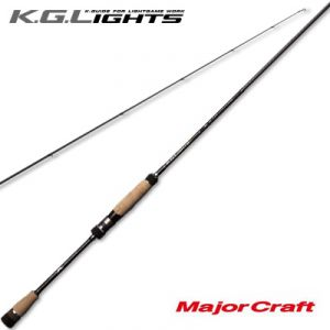 Спиннинг Major Craft K.G.Lights KGL-S762M