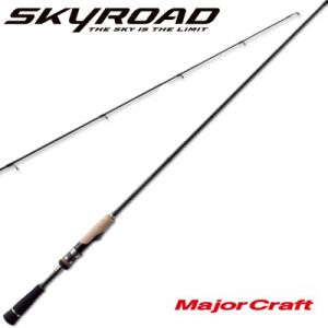 Спиннинг Major Craft Skyroad SKR-T762M