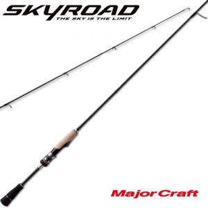 Спиннинг Major Craft Skyroad SKR-S742AJI