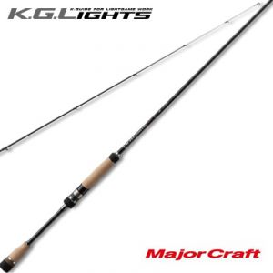 Спиннинг Major Craft K.G.Lights KGL-S742Deep