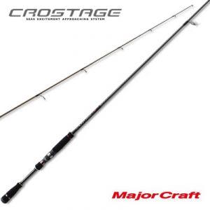 Спиннинг Major Craft Crostage CRK-S782L/KR
