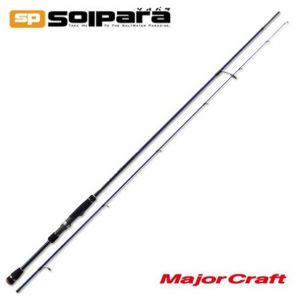 Спиннинг Major Craft SolPara SPS-S702AJI