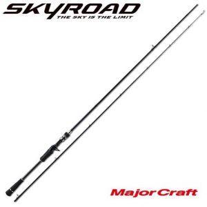 Удилище кастинговое Major Craft SKR-B842L