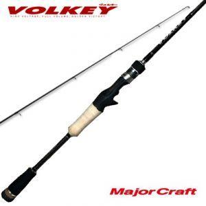 Удилище кастинговое Major Craft Volkey VKC-662MH
