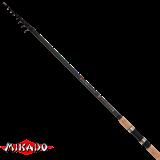 "Удилище телескопич.""Mikado"" TACHIBANA LIGHT FLOAT 400/25 ( 5 -25 гр.) 7 секций Carbon (WAA031-400-25)"