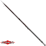 """Удилище телеск.""""Mikado"""" TSUBAME Bolognese 400 ( до 35 гр.) Carbon (WAA203-400)"""