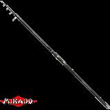 "Удилище телеск. ""Mikado"" ALMAZ CLASSIC SURF 420 ( до 160 гр.) Carbon (WAA194-420-160)"