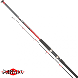 "WAA597-270 Удилище штек. ""Mikado"" CAT TERRITORY TROLL&SPIN 270 (50-180гр.) 2-секц., 369гр. (WAA597-270)"