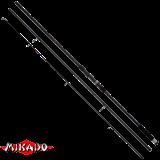 "Удилище штекерное ""Mikado""  SENSEI MEDIUM Carp 390  3,00 LBS/ 3 секции / (W-A-957 390-3.00)"