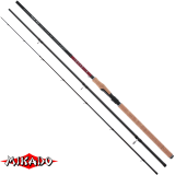 "Удилище штекерн.""Mikado"" SCR HEAVY Feeder 390 ( 100 - 150 гр.) Carbon (W-A-891 390)"