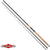 "Удилище штекерн.""Mikado"" SILVER EAGLE Feeder 420 ( до 90 гр.) { 5 хлыстиков } Carbon (W-A-593 420)"