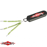 "AMC-11684 Стопор ""Mikado""тонущий, зелёный (15) (AMC-11684)"