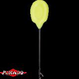 """AMC-3735 Игла с замочком """"Mikado"""" для насадки бойлов 9см (AMC-3735)"""