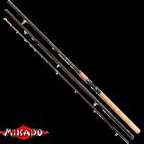 "Удилище штекерн.""Mikado"" TSUBAME Feeder 345 ( до 120 гр.) Carbon (WAA215-345)"