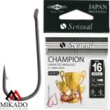 "*Крючки "" Mikado - SENSUAL - CHAMPION ""  (HS-CHAMPION)"