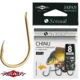 "*Крючки "" Mikado - SENSUAL - CHINU ""  (HS-CHINU)"