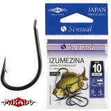 "*Крючки "" Mikado - SENSUAL - ISUMEZINA 10007 ""  (HS-ISUMEZINA 10007)"