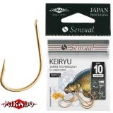 """*Крючки """" Mikado - SENSUAL - KEIRYU """"  (HS-KEIRYU)"""