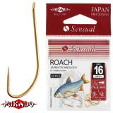 """*Крючки """" Mikado - SENSUAL - ROACH  101 """"  (HS-ROACH 101)"""