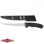 "Арт.AMN-F-502 Нож рыболовный  ""Mikado"" 7cali (17,5см) (AMN-F-502)"