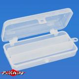 """Арт.UABM-007 Коробка рыболова """"Mikado"""" ( 13,2 х 6,2 х 2,5 см ) (UHS-007)"""