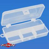 """Арт.UABM-010 Коробка рыболова """"Mikado"""" ( 13,3 х 6,2 х 2,5 см ) (UHS-010)"""