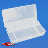 "Арт.UABM-021 Коробка рыболова ""Mikado"" ( 20,9 х 10,7 х 4,3 см ) (ABM-021)"