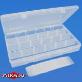 "Арт.UABM-309 Коробка рыболова ""Mikado"" ( 35,5 х 22 х 4,8 см ) (ABM-309)"