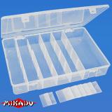 "Арт.UABM-313 Коробка рыболова ""Mikado"" ( 31,5 х 21,4 х 5 см ) (ABM-313)"