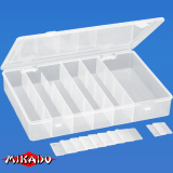 "Арт.UAC-E003 Коробка рыболова ""Mikado"" ( 31,5 х 21,5 х 5 см ) (UAC-E003)"