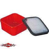 """Арт.UAC-G018 Коробка для приманки """"Mikado"""" 2 L (17 x 9 cm) (UAC-G018)"""