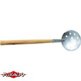 """Арт.S2-LU042 Черпак """" Mikado """" малый ( с деревянной ручкой ) (S2-LU042)"""