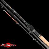 "Удилище штекерн.""Mikado"" NIHONTO Feeder 390 ( до 90гр.) Carbon (WAA283-390)"
