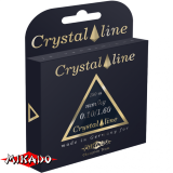 "Леска ""Mikado"" CRYSTAL LINE 0,14 (150м) - 2,55 кг (ZOA 014)"