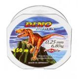 """Леска """"Mikado"""" DINO POWER 0,23 (150м) - 6,00 кг (ZIE 023)"""