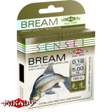 """Леска """"Mikado"""" SENSEI BREAM 0,26 (150м) - 8,75 кг (ZLE 026)"""