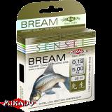 """Леска """"Mikado"""" SENSEI BREAM 0,18 (30м) - 5,00 кг (ZLEC 018)"""