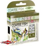 """Леска """"Mikado"""" SENSEI COARSE FISH 0,18 (150м) - 5,10 кг (ZCF 018)"""