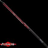 "Удилище телескопич.""Mikado"" SCR POLE 500 (без колец) Carbon (W-A-882 500)"